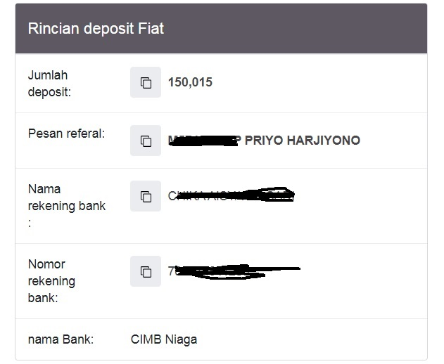top up deposit saldo bitcoin Indonesia remitano