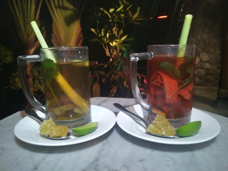 pilihan beverages gajah wong
