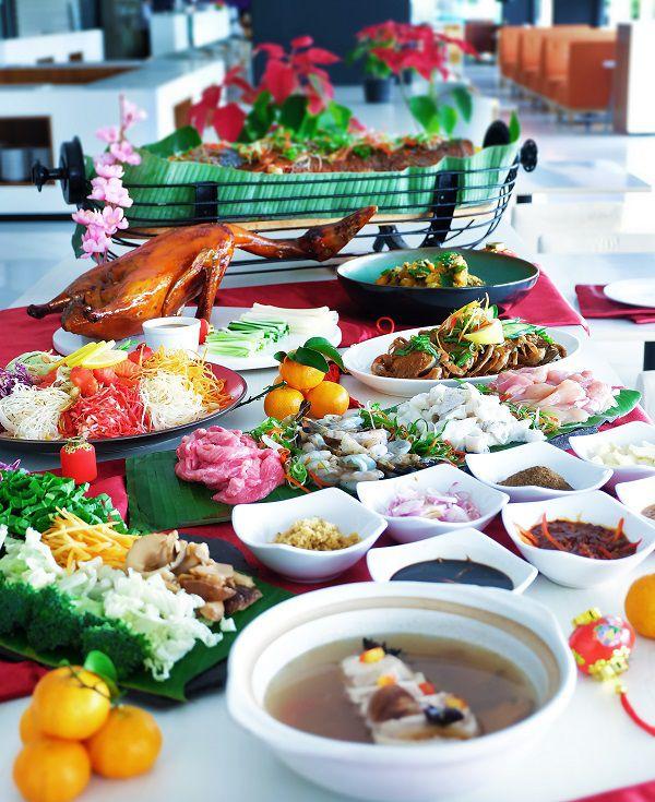 aneka menu chinese lunar new year innside