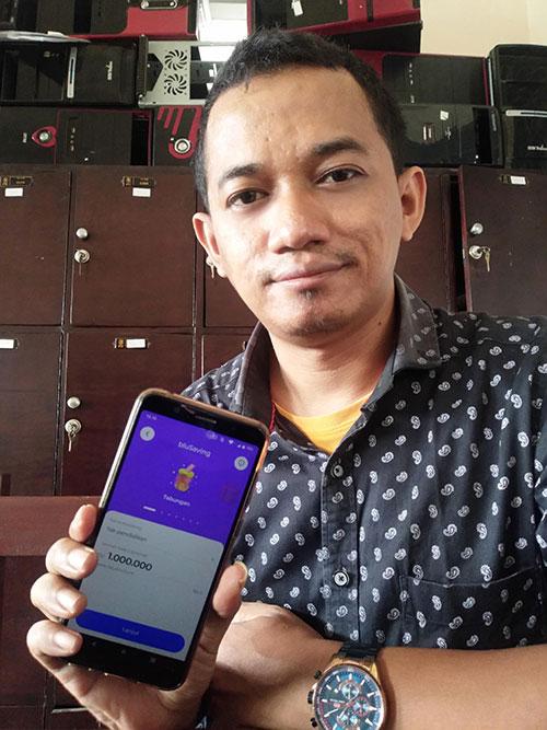 review aplikasi blu by BCA Digital