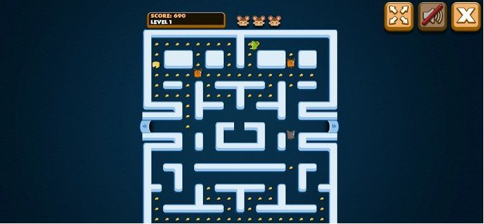 genre game console pac rat inspired pacman