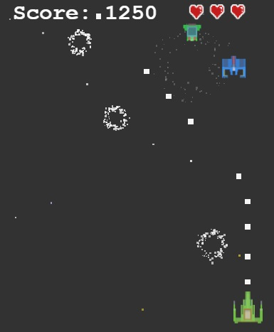 genre game classic space invaders